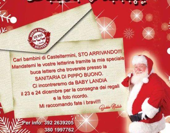 Babbo Natale A Casa Dei Bambini.Regala Al Tuo Bambino La Magia Della Casa Di Babbo Natale