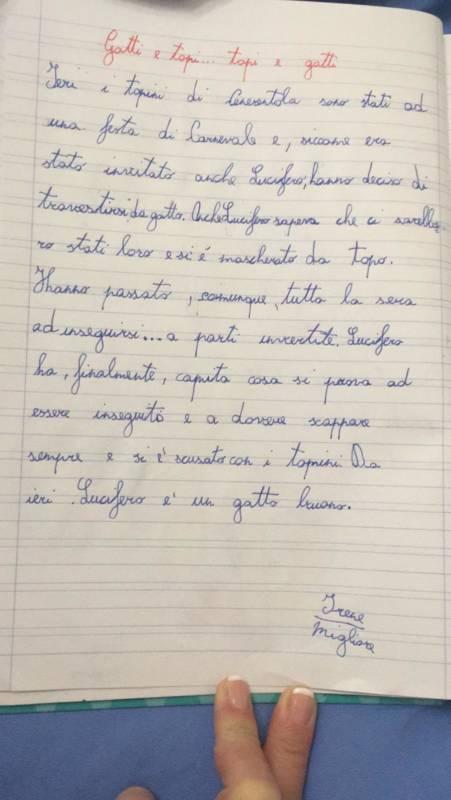 Le Favole Di Irene Gatti E Topi Topi E Gatti A Tutta Mamma